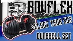 Amazing Dumbbell Set - Bowflex Selecttech 552 Review