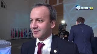 Аркадий Дворкович: «Петербург - превосходное место для проведения чемпионата мира по рапиду и блицу»