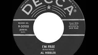 1956 Al Hibbler - I'm Free