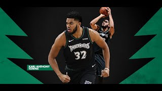 2018 19 Highlights | Karl Anthony Towns