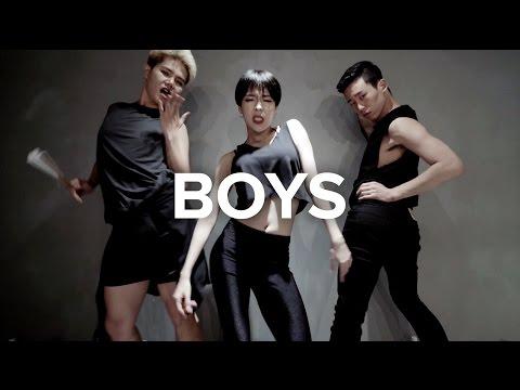 Boys - Britney Spears / Hyojin Choi Choreography
