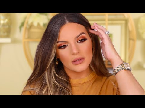 ITS THAT TIME.. EASY FALL MAKEUP TUTORIAL 2019 | Casey Holmes