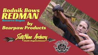 Bodnik Bows REDMAN by Bearpaw Products | SixtyNine Archery