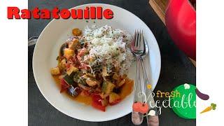 Easy Ratatouille Recipe, Frans…