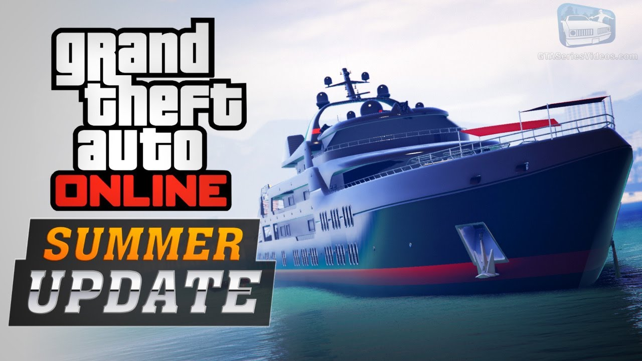 GTA Online: Summer Update Livestream (No Commentary)