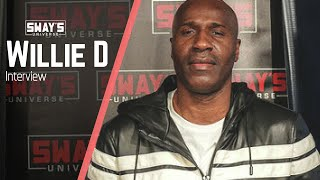 Willie D Breaks Down America, Government, Race and His Fight with Tech Companies | Sway's Universe