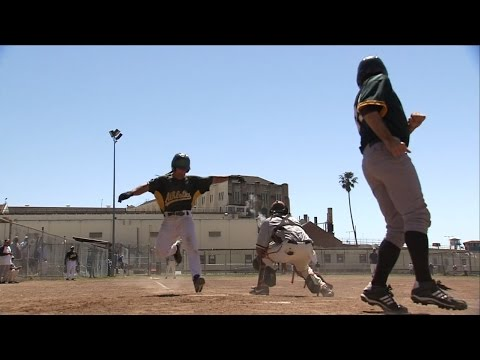 3 Strikes and You're In:  San Quentin Baseball