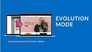 Evolution Mode | Continuous Website Evolution, Forever