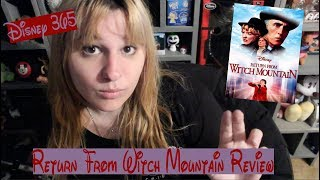 RETURN FROM WITCH MOUNTAIN || A Disney 365 Review