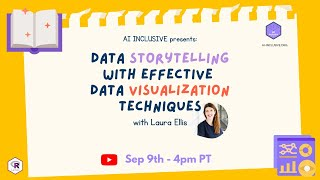 [EN] Data Storytelling with Effective Data Visualization Techniques