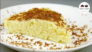 МАННИК в микроволновке за 6 минут! Очень нежный и вкусный пирог  Semolina Pie in 6 minutes