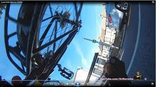 Cyclist Hit By White Van LX02NDJ The Result
