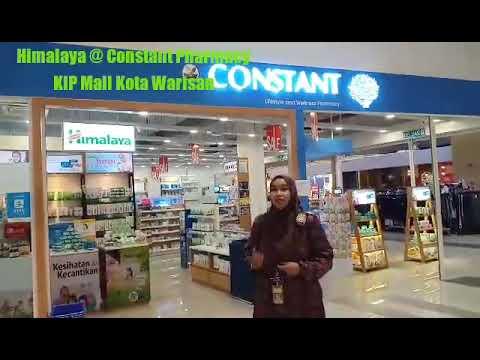 Himalaya @ Constant Pharmacy KIP Mall Kota Warisan