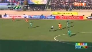 Football Retro CAN 2006 Le parcours des Elephants de Cote d'Ivoire