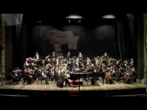 "Tomi Räisänen :: PIANO CONCERTO ""Sublunar Mechanics"" (2011) :: LIVE Brazil"