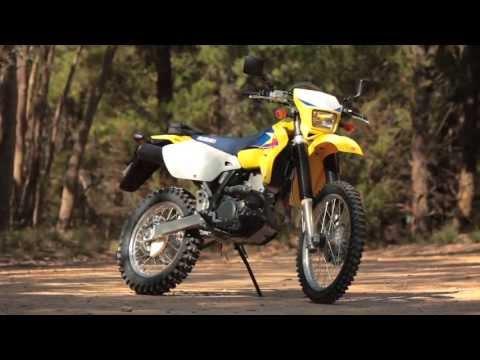 MXTV Bike Review - 2014 Suzuki DRZ400E