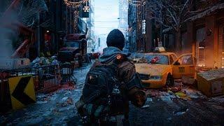 Чудовищная эпидемия в Нью-Йорке! Фан-трейлер Tom Clancy's The Division