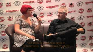 Rob Kruse (The Dynotones) Interview 2010 - Walldorf Weekender DVD