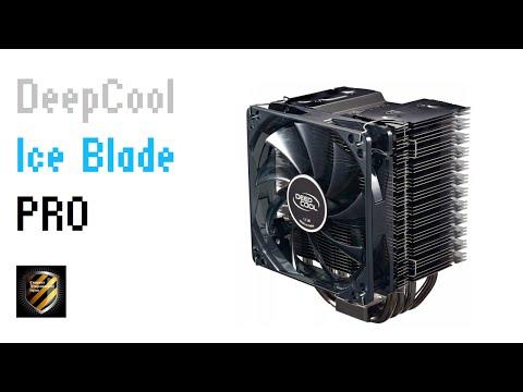 Обзор DEEPCOOL Ice Blade Pro