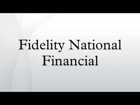 Fidelity National Financial