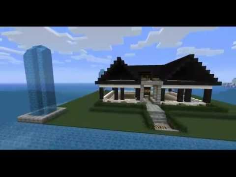 Minecraft Dream House Youtube