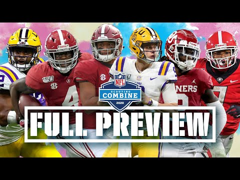 FULL Combine Preview: