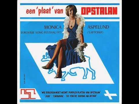 Monica Aspelund - Wie isoleren moet neemt purplex-platen van Opstalan (Lapponia - Dutch version)