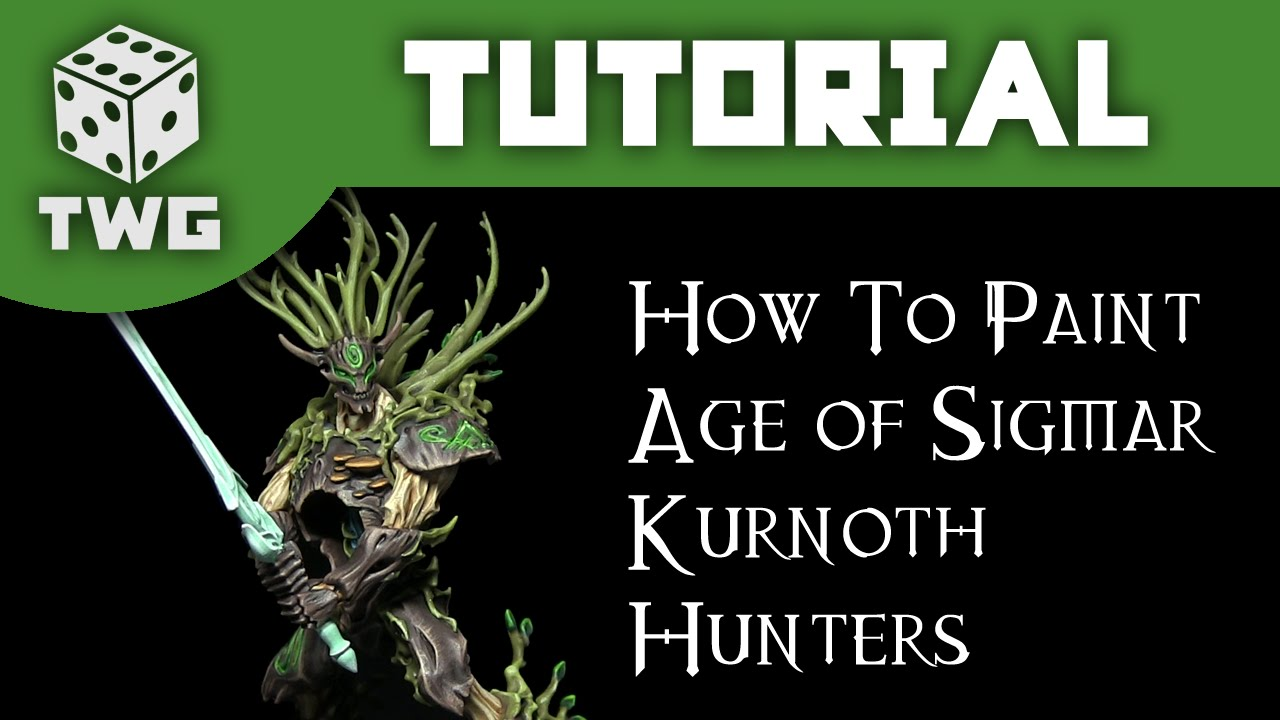 how to paint sylvaneth pdf