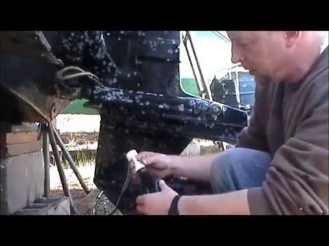 1985 Volvo Penta 280 Trim Wiring Diagram How To Winterize Change Lower Unit Outdrive Gear Lube
