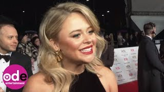 NTAs 2019: Emily Atack talks boys and her One-Woman show at NTAs 2019!