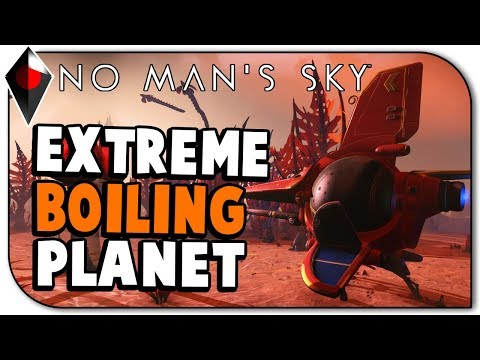 OVER 300 DEGREES TEMPS| No Man's Sky Part 15 - Building The Mind Arc [NMS ATLAS RISES UPDATE 1 3]
