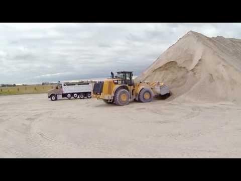 Cardinal Aggregate Quarry & Processing Operation