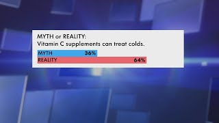 Vitamin C Can Treat a Cold – Myth or Reality?
