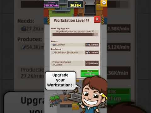Download Idle Factory Tycoon 1 0 0 APK File (idle-factory