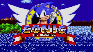 Sonic the Hedgehog - Sonic the Hedgehog [Long Play] - User video