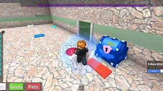 ROBLOX : JOGUEI CLASH ROYALE NO ROBLOX!!!!