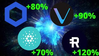 Vechain (VET), Cardano (ADA), Chainlink (LINK), Reserve Rights (RSR) | Crypto Analysis