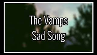 Sad Song by The Vamps (Instrumental)