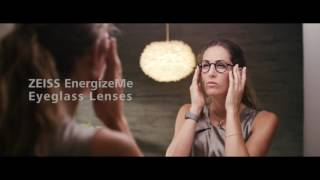 How ZEISS EnergizeMe eyeglasses refresh your tired eyes after wearing contacts