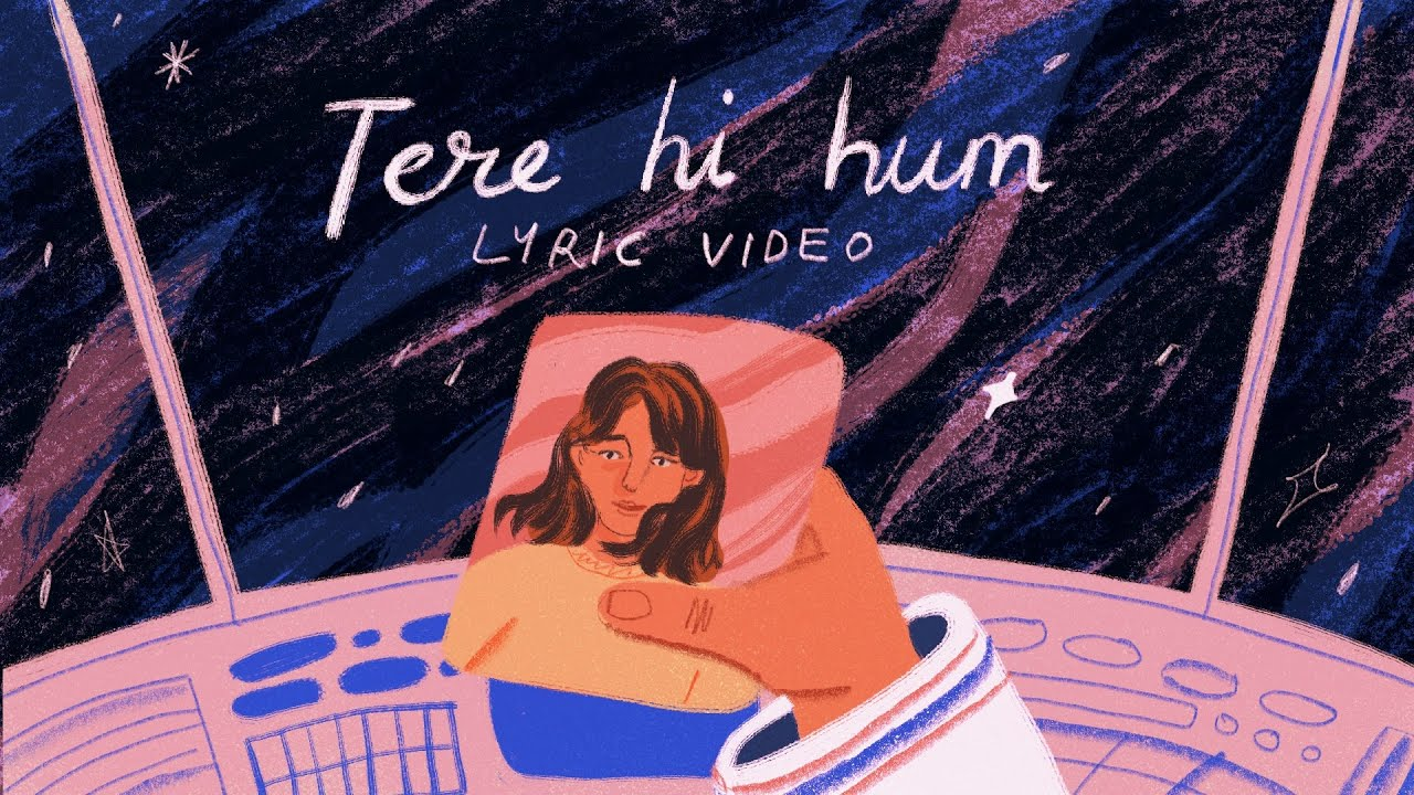 Download Tere Hi Hum - Prateek Kuhad   Official Lyric Video ✨🚀