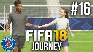 FIFA 18 The Journey Gameplay Walkthrough Part 16 - BACK TO PSG (Full Game)