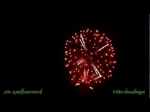 Feuerwerk Bad Sooden Allendorf 23.08.2011