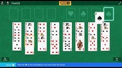 Microsoft Solitaire Collection: FreeCell - Expert - August 3rd, 2016