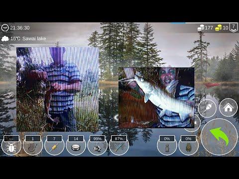 My Fishing World Part 4 #trowback Strike Ikan Baung