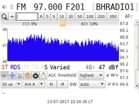 DXFM BH Radio 1 @ Vlasic Bosnia Hertegovina in Craiova RO