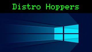 Linux Review: Windows 10