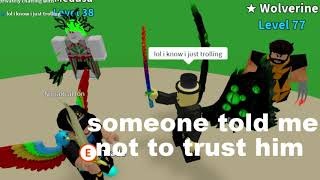 SCAMMER EXPOSED! (ROBLOX EGG FARM SIMULATOR)
