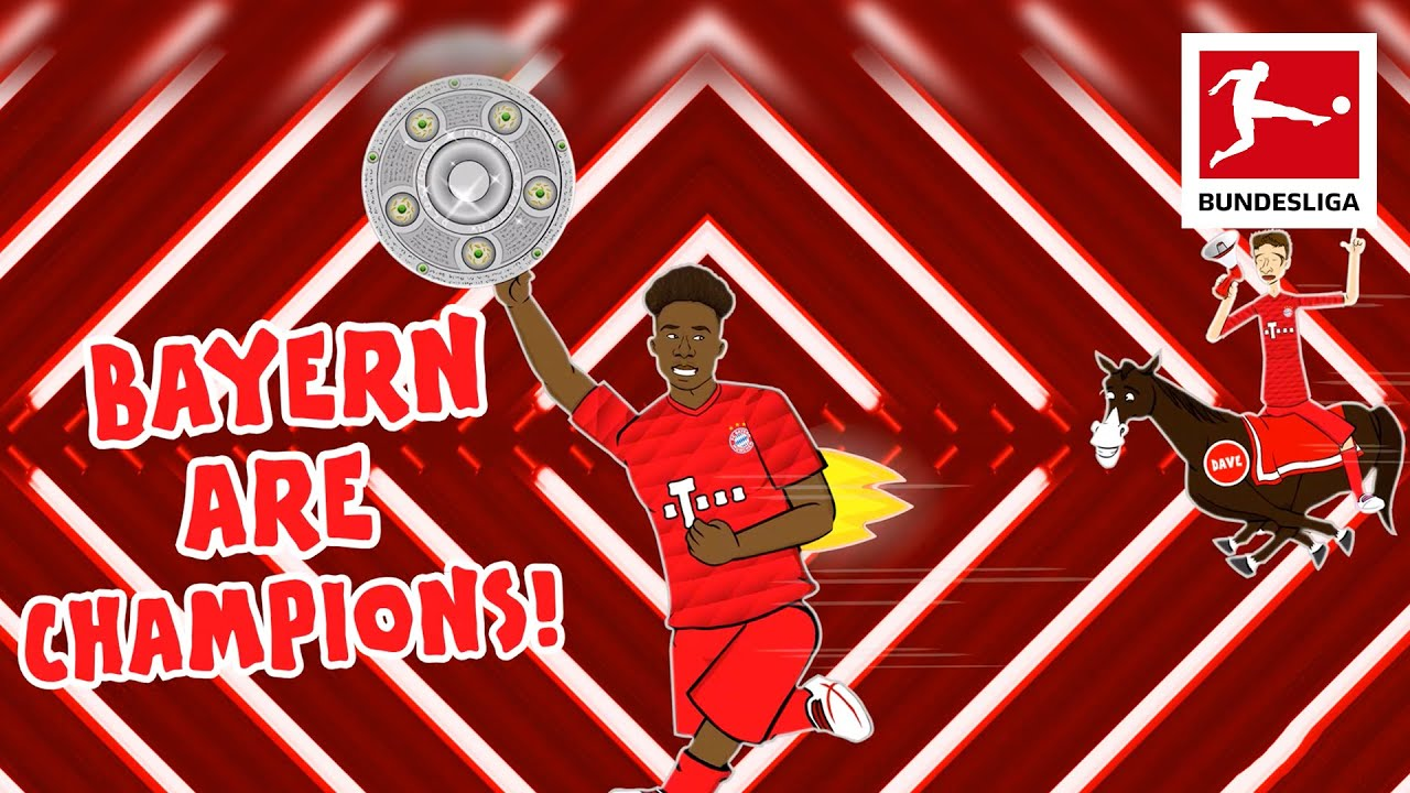 Fc Bayern Munchen Championship Song 2019 20 Powered By 442oons Youtube