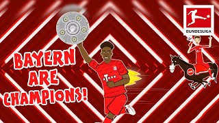 FC Bayern München Championship Song 2019/20 - Powered by 442oons