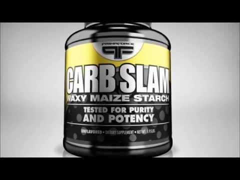 PrimaForce Carb Slam